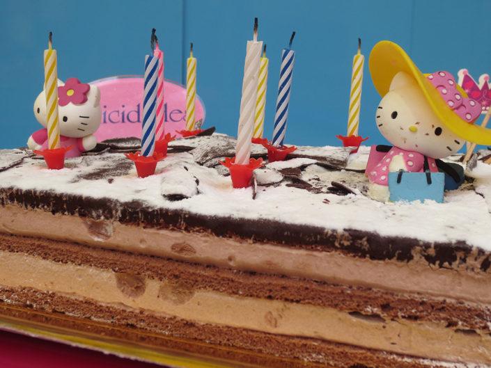 Unha gran torta para celebrar o teu aniversario